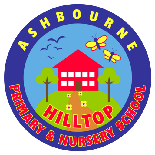 Ashbourne Hilltop Primary and Nursery School with ERS Provision
